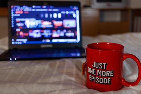 Netflix-Abend