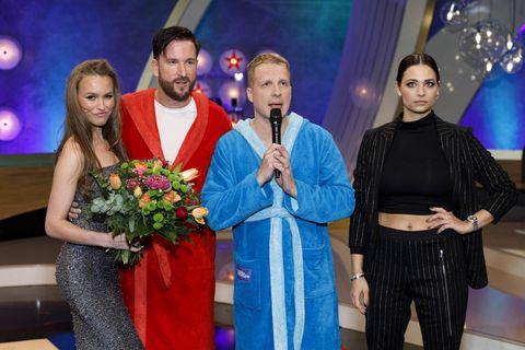 Laura Müller (Wendler), Michael Wendler, Oliver Pocher, Amira Pocher