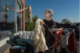 Quarantäne-Tagebuch: Mann macht die Wäsche