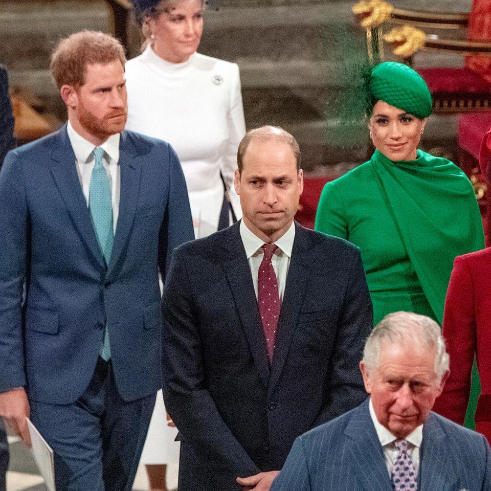 Harry und Meghan: Bald Treffen mit der Royal Family?