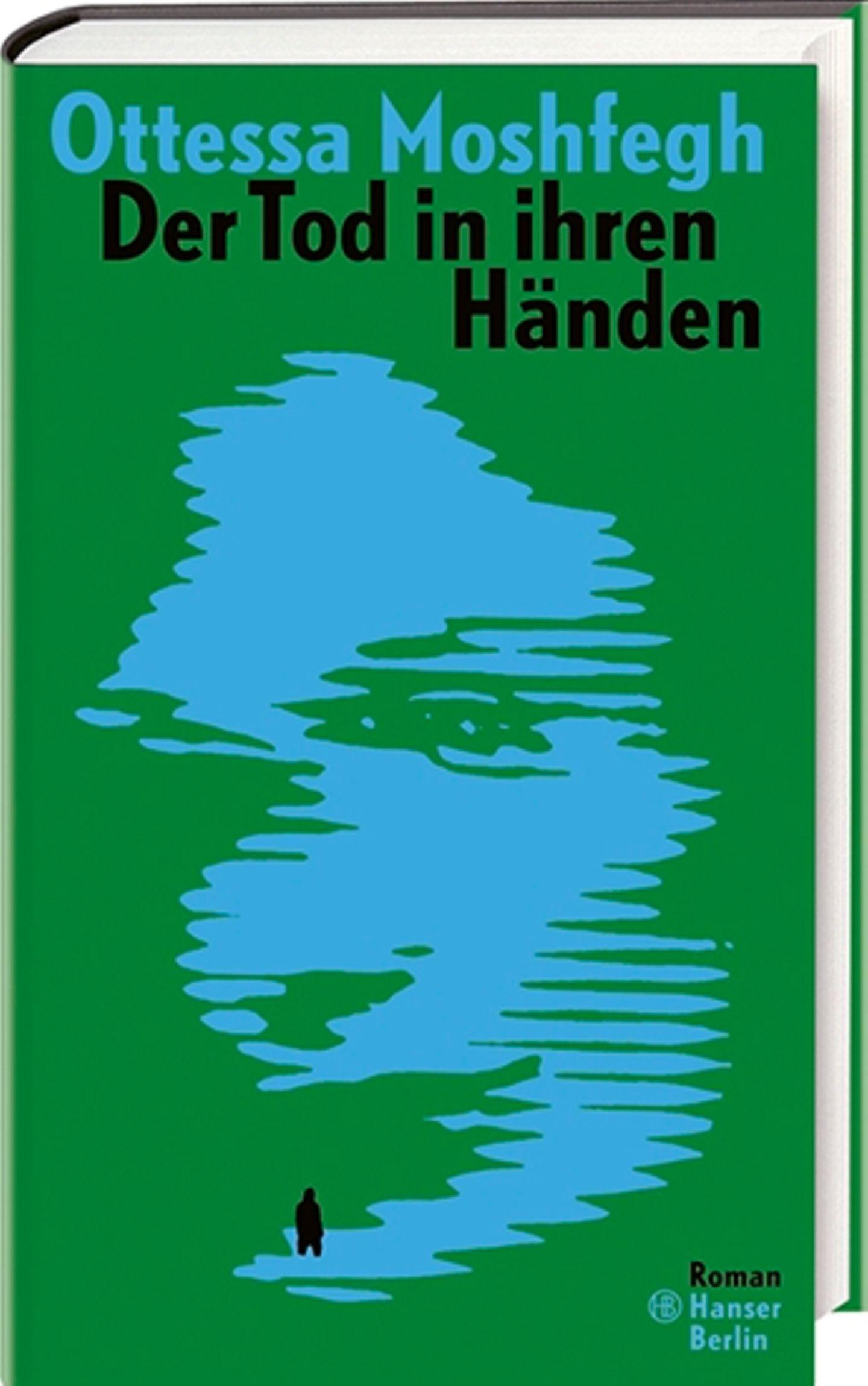 """Buchtipps der Redaktion: Buchcover """"Der Tod in ihren Händen"""""""