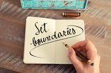 Eine Frau schreibt Tagebuch