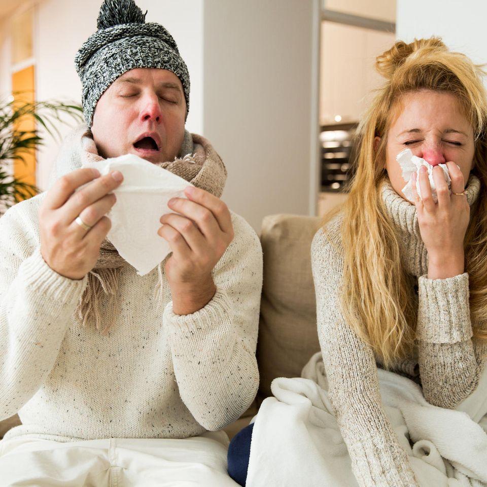 Erkältungshausmittel