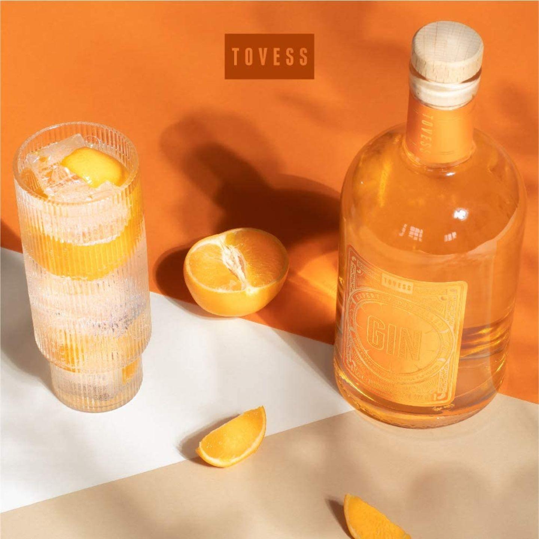 Food News: Tovess Orangen & Clementinen Gin