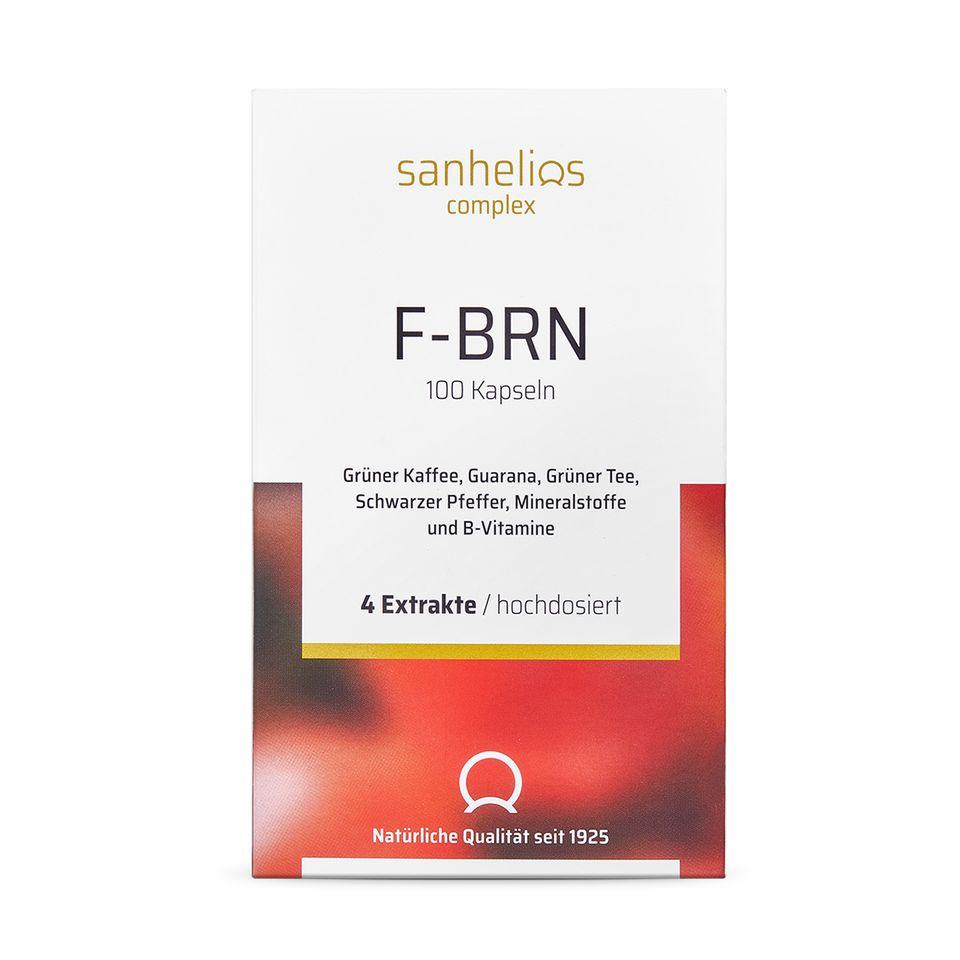 Sanhelios F-BRN Komplex Kapseln