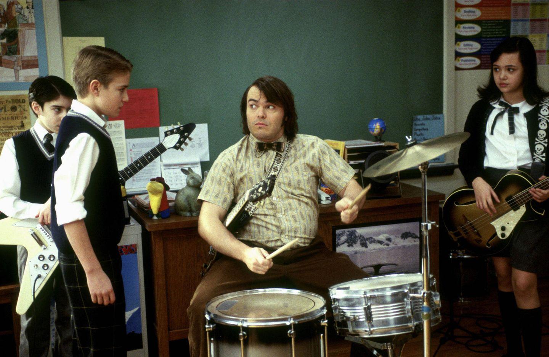 Filmszene School of Rock