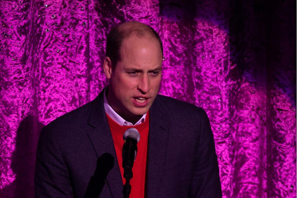 Royals: Prinz William entsetzt über tödlichen Angriff