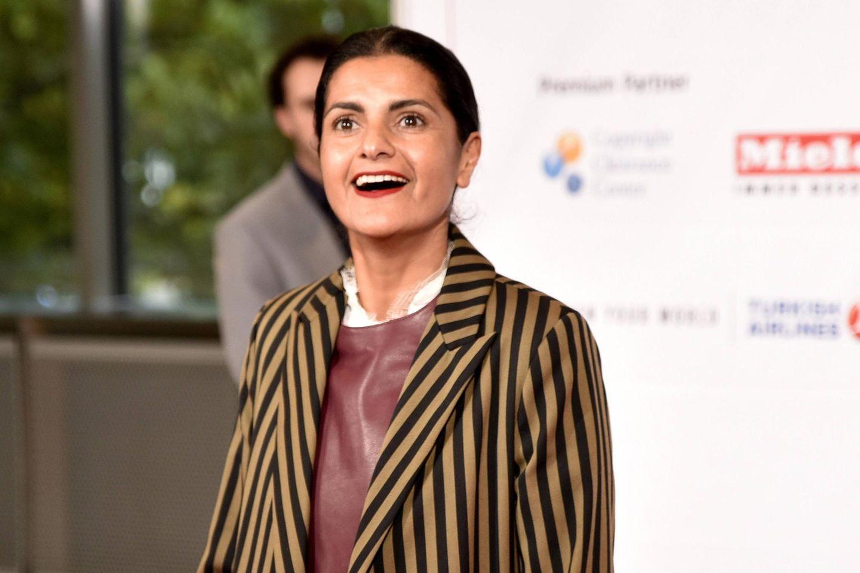 Frauen in Führungspositionen: Leyla Piedayesh auf dem Red Carpet