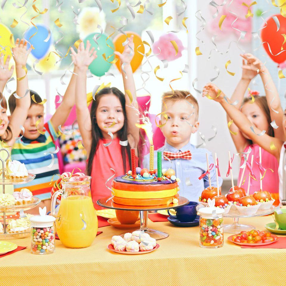 Polizei löst Kindergeburtstagsfeier mit 30 Personen auf