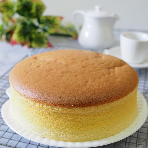 Schneller Soufflé-Käsekuchen: Japanischer Cotton Cheesecake