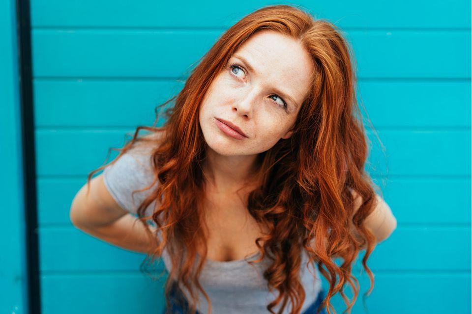 Kollegen kritisieren: Fra mit roten Haaren