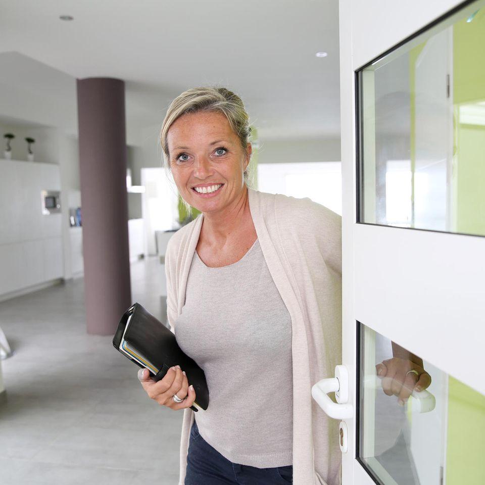 Immobilienkaufmann: Immobilienkauffrau
