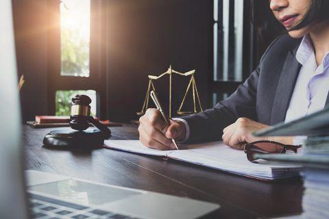 Justizfachangestellte: Justizfachangestellte