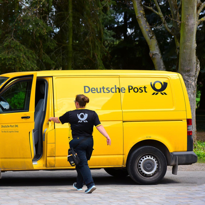 Sex mit postbote