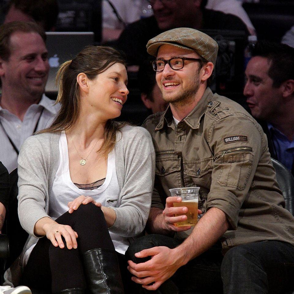 Justin Timberlake und Jessica Biel: Das zweite Baby ist da