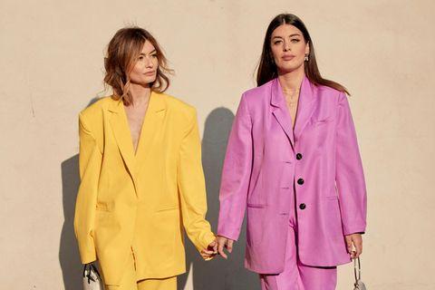 Hosenanzüge Milan Fashionweek