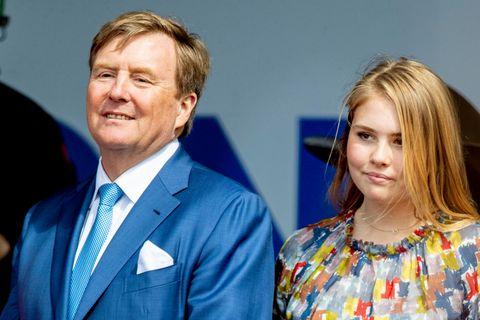 Prinzessin Catharina-Amalia im TV unangemessen behandelt?