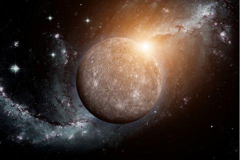 Rückläufiger Merkur: Merkur im Himmel