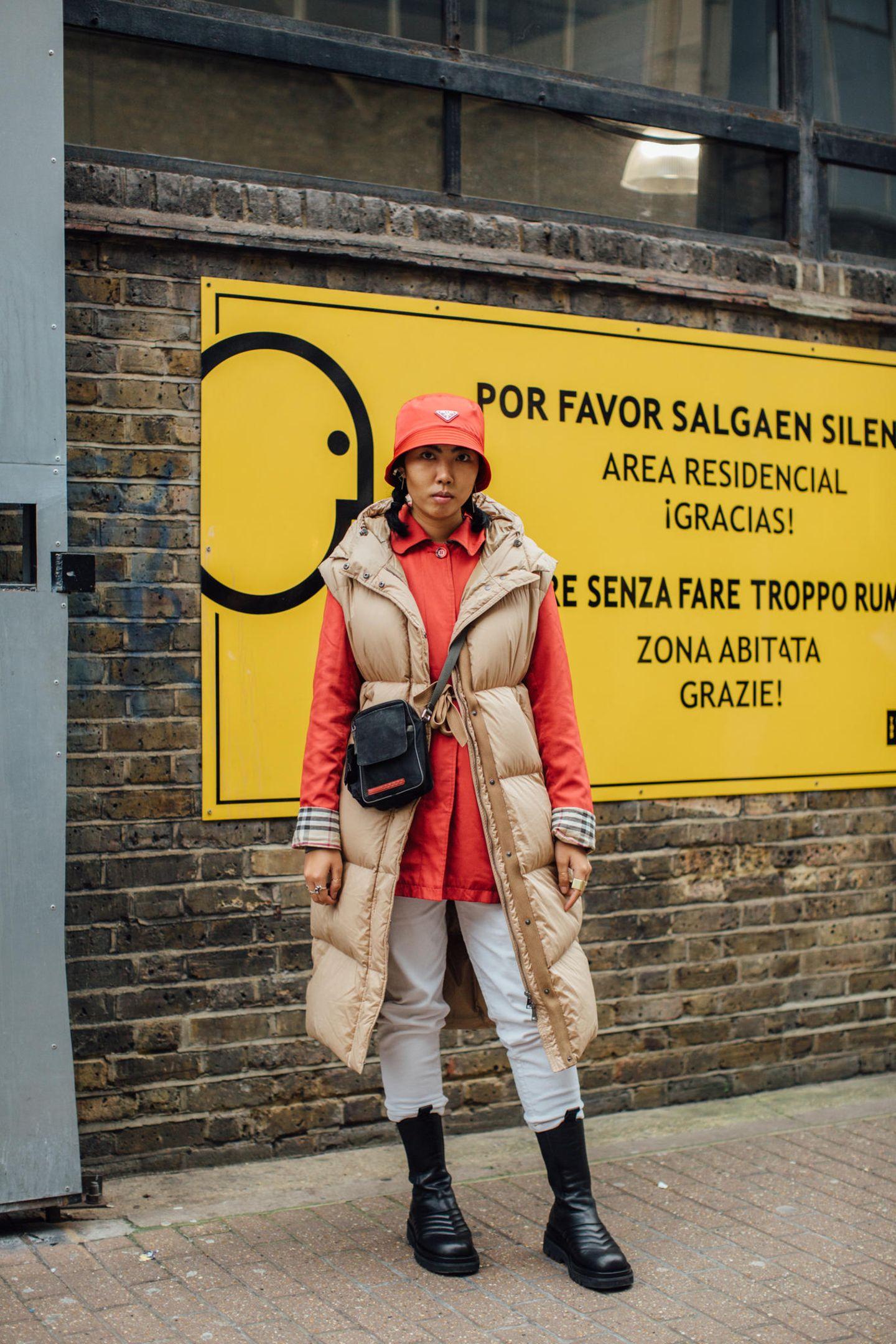 Winter-Trend: Streetstyle-Inspiration mit Steppweste