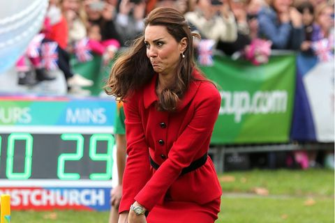 Royals: Kate beim Hockey