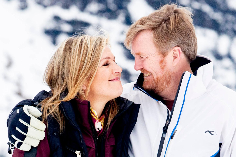 Royals: Königin Maxima und König Willem der Niederlande