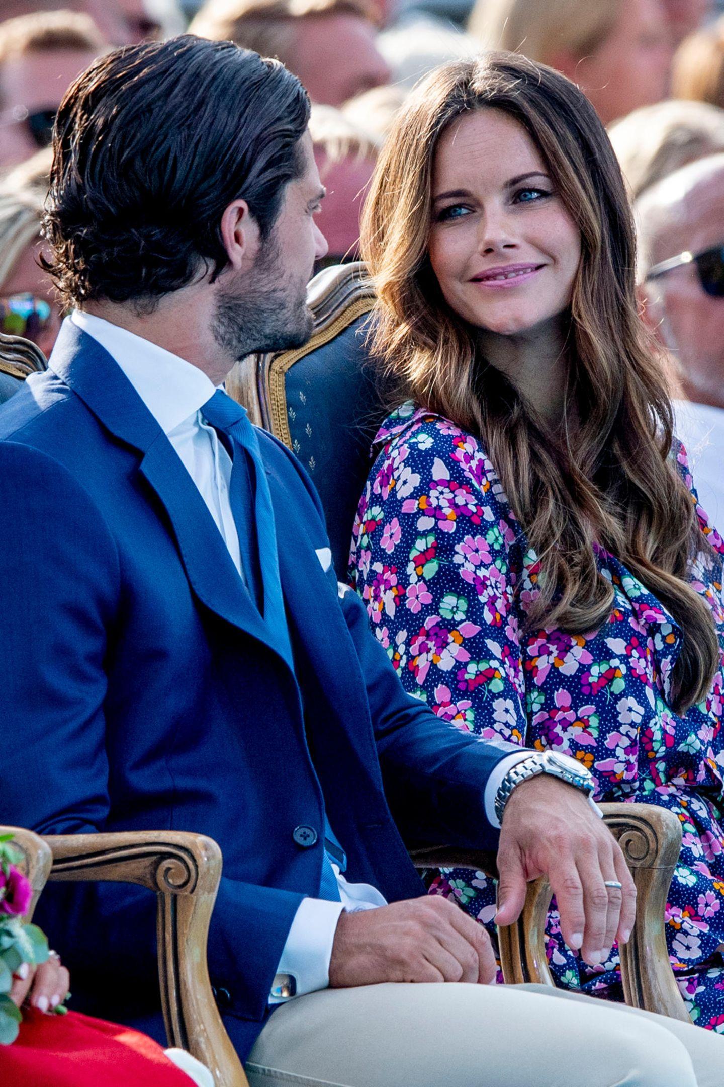 Royals: Prinz Carl-Philip und Prinzessin Sofia von Schweden