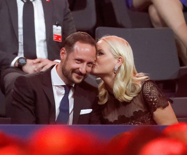 Royals: Prinz Haakon und Prinzessin Mette-Marit von Norwegen