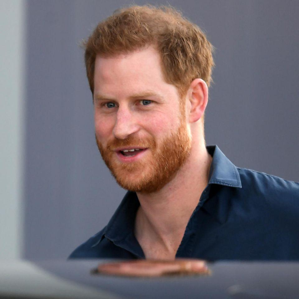 Prinz Harry: Überraschendes Foto von Joe Bidens Amtseinführung
