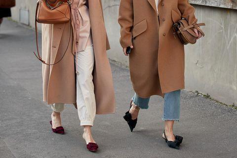 Trend-Schuhe 2021: Milan Fashion Week