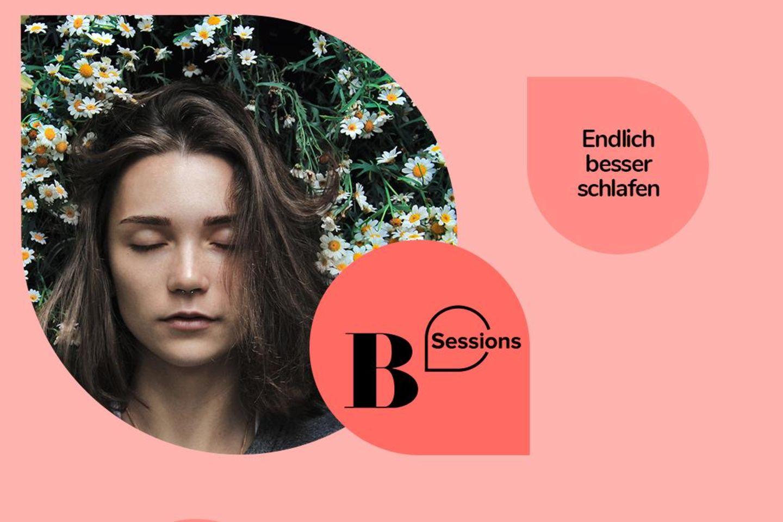 Sessions 2021: 16. September: Endlich besser schlafen – wie Nächte wieder erholsam werden! Mit Gudrun Klein