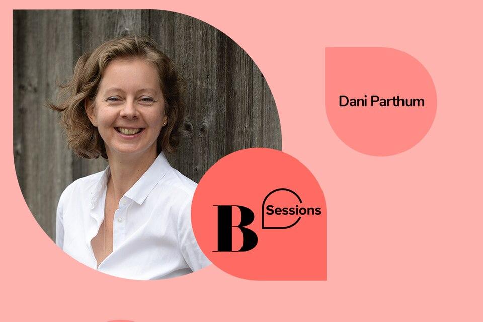 """Sessions 2021: 15. April: Endlich anfangen – so nimmst du deine Finanzen in die Hand. Mit """"Geldfrau"""" Dani Parthum"""