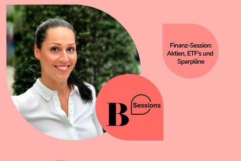 Sessions 2021: 17. Juni: Ab jetzt wird investiert – so funktioniert die Börse. Mit Lisa Hassenzahl