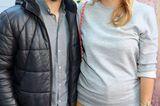Star-Babys: Nina Bott mit Benjamin Baarz