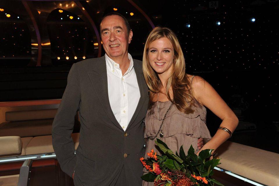 Bernd und Nina Eichinger, 2009
