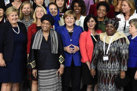 Forbes-Ranking: Mächtigste Frauen der Welt