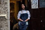Frauen in Führungspositionen: Chi Cao Hanh mit Schürze