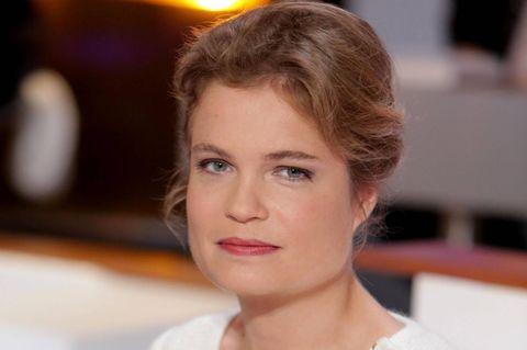 Sarah Biasini, Tochter von Romy Schneider