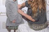 Modische Promi-Kids: Frankie mit Drew Barrymore