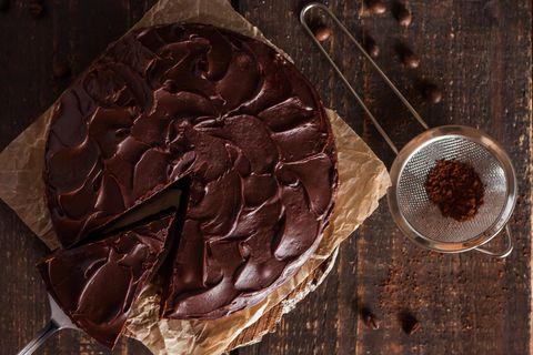 Nutella-Kuchen: Saftiger Schokokuchen