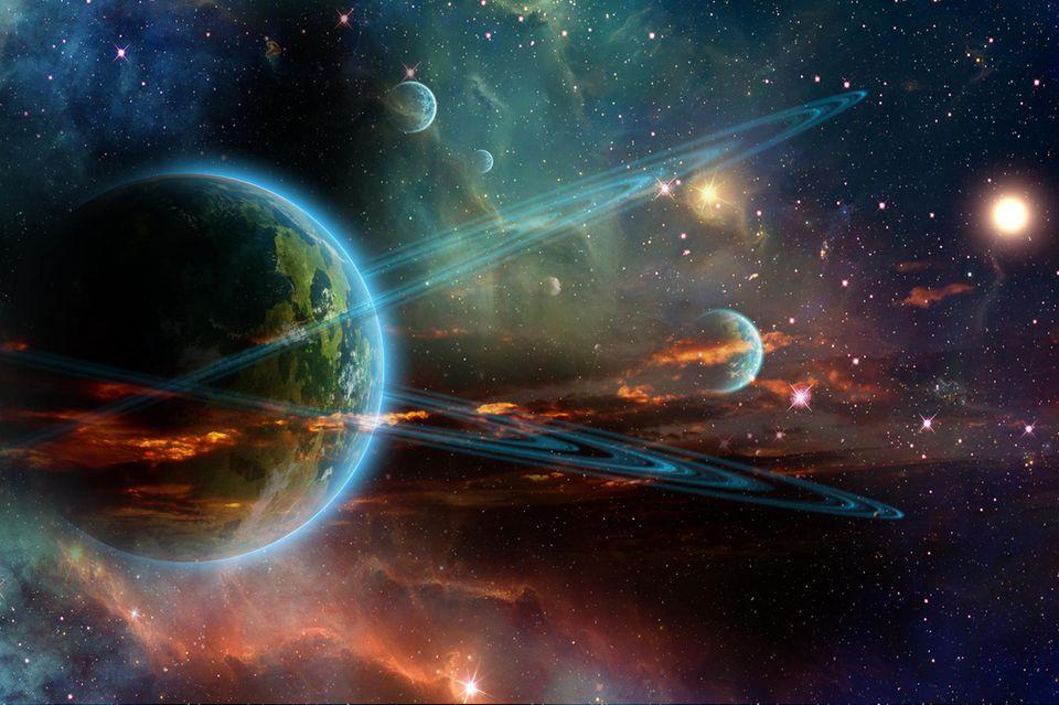Horoskop: Planeten