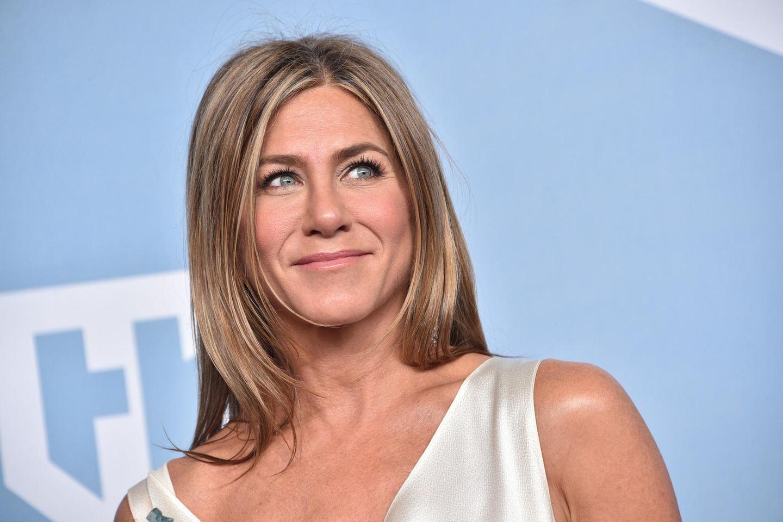 Jennifer Aniston: Mit Knutschfoto verkündet sie tolle Neuigkeiten