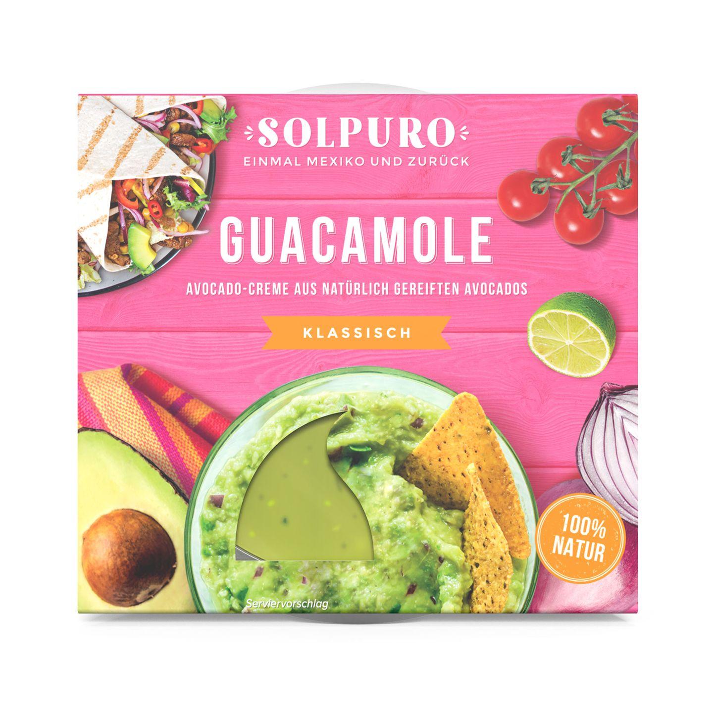 Food News: SOLPURO Guacamole