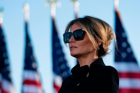 Melania Trump: Was geht da vor in Mar-a-Lago?