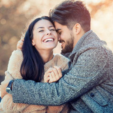 Fruchtbarkeit: Glückliches Paar