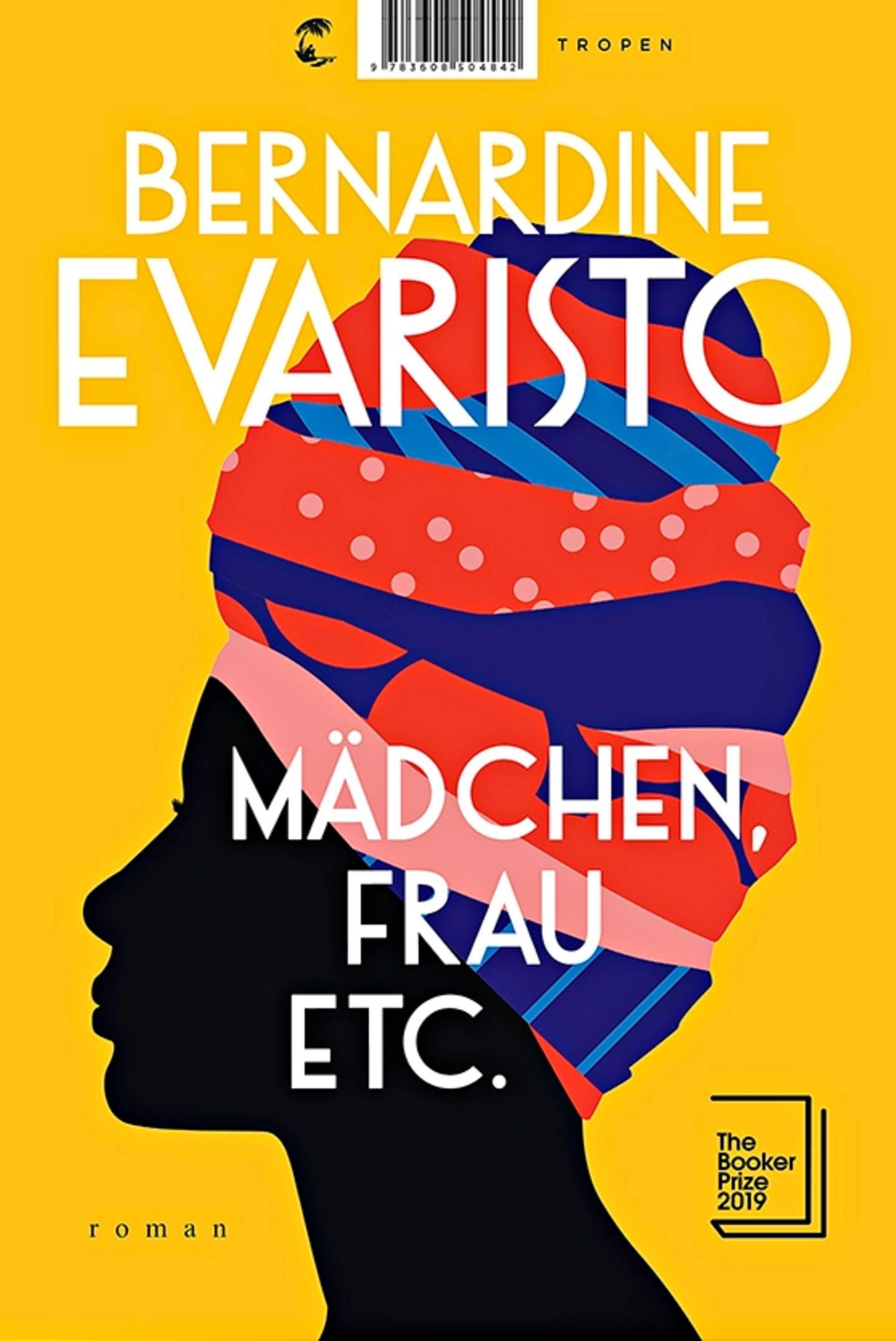 """Buchtipps der Redaktion: Buchcover """"Mädchen, Frau etc."""""""