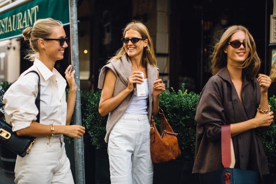 Basic-Trends: Koppenhagen Fashion Week