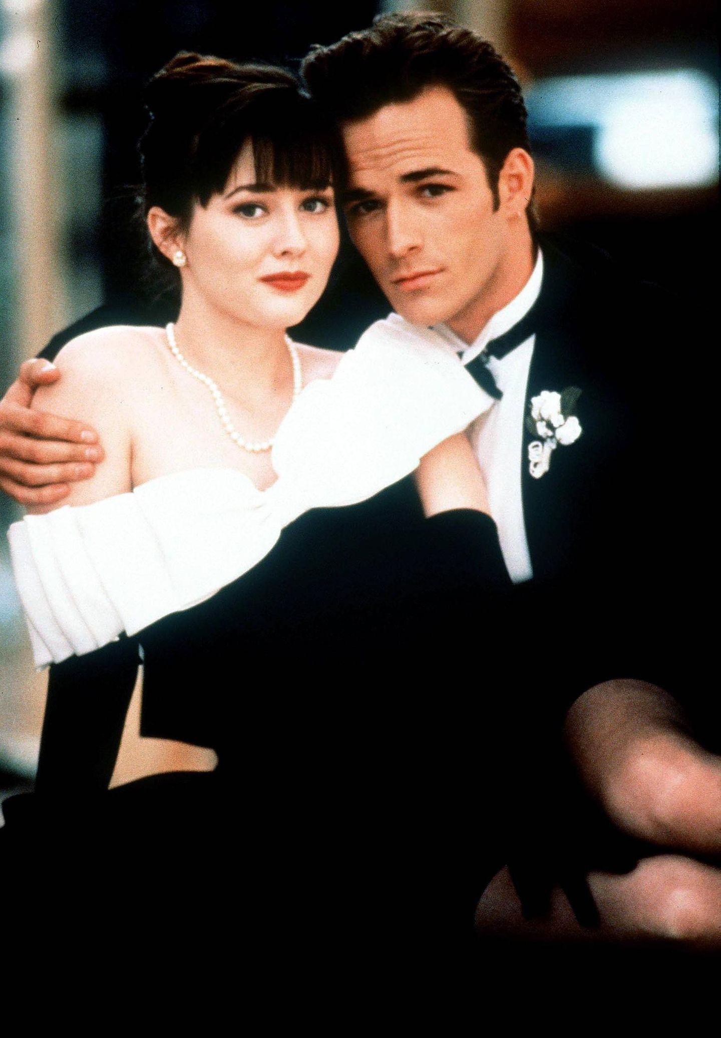 Serienpaare: Shannen Doherty und Luke Perry