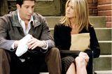 Serienpaare: Jennifer Aniston und David Schwimmer