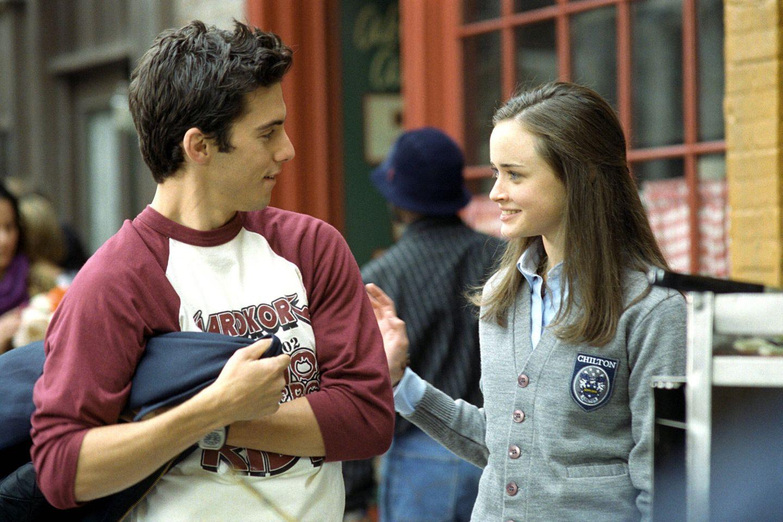 Serienpaare: Alexis Bledel und Milo Ventimiglia