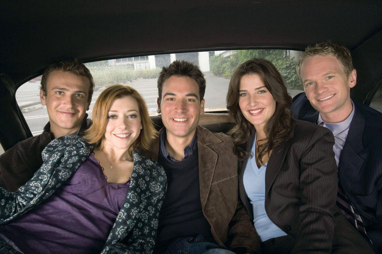 Serienpaare: Neil Patrick Harris und Cobie Smulders